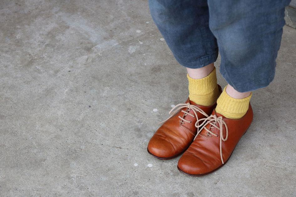 coupéさんの靴の受注会