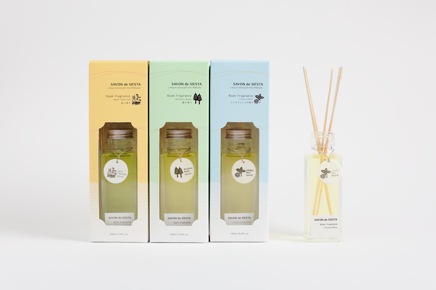 Room Fragrance 3種セット