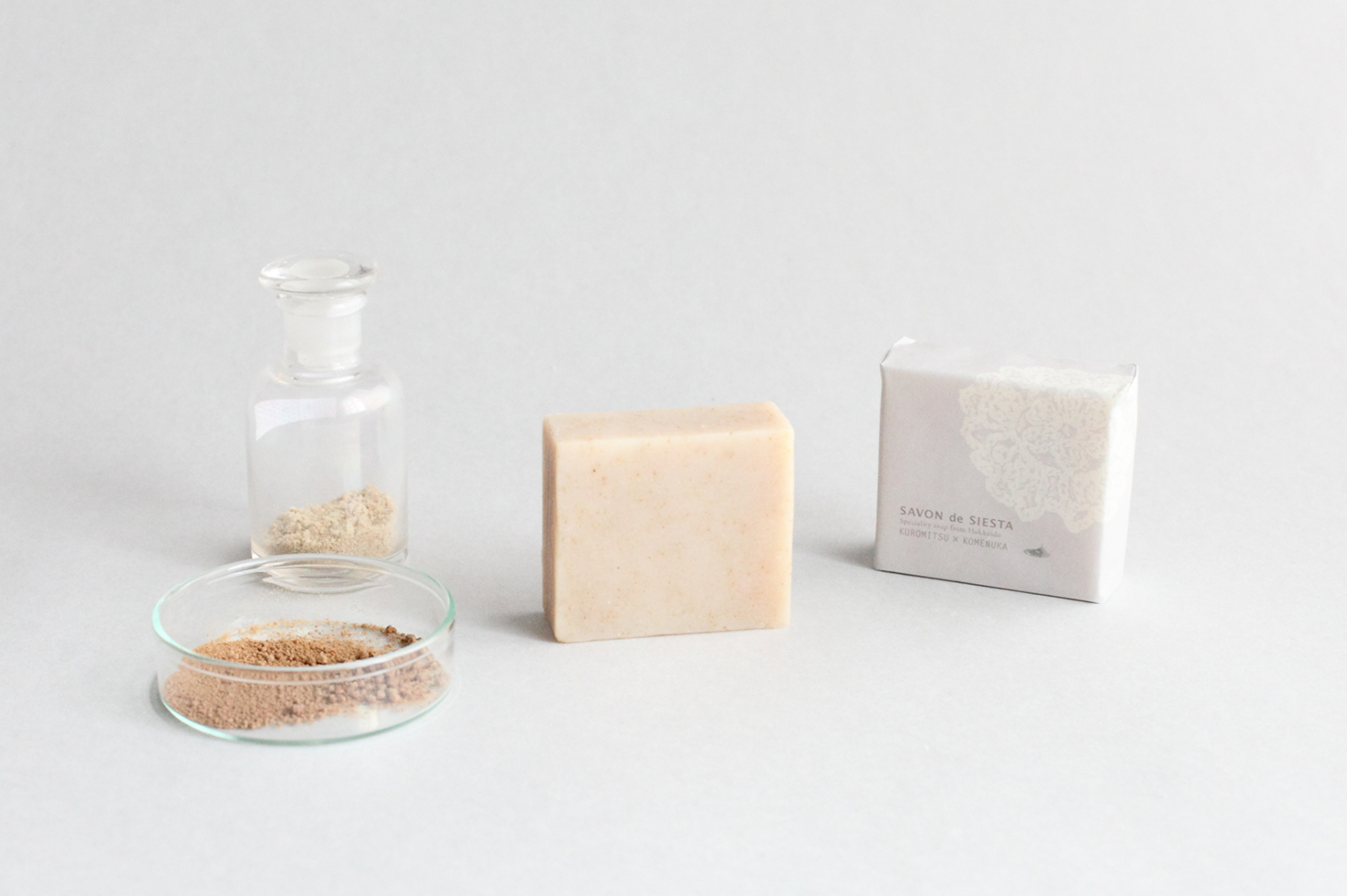 ひとつの蜜の石鹸