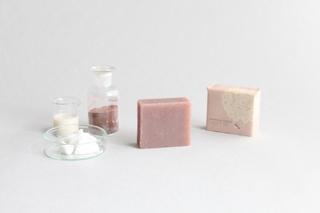 豆乳アズキ石鹸