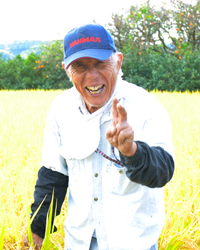 北野さんの写真
