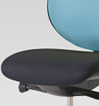 座面形状のイメージ