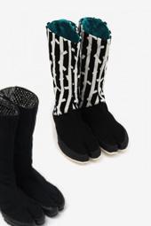 貼付地下足袋 10枚小鉤