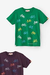 チャリンチャリン 半袖Tシャツ