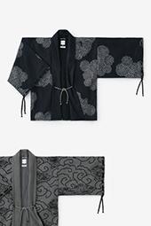 宮中袖 短衣