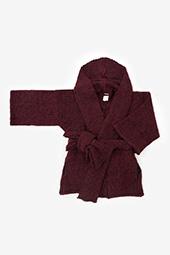 編 頭巾羽織 単(あみ ずきんばおり ひとえ)