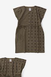 綾織 長方形衣
