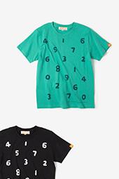 刺繍化 SO-SU-U 半袖Tシャツ