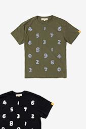 和紙 SO-SU-U 半袖Tシャツ