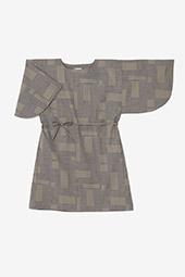 綿麻混 薙刀長方形衣(なぎなたちょうほうけい)
