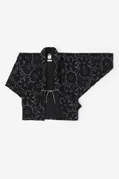 もじり袖 短衣 袷(たんい あわせ)