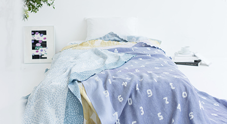 京都生まれの寝装・寝具