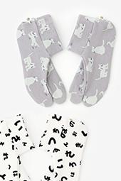 ストレッチ足袋(綿)