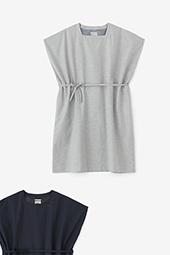 表粗編み 被風 長方形衣 肩線