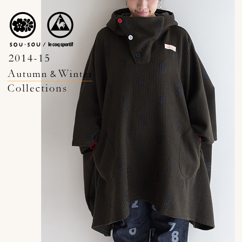 SOU��SOU�륳�å� 2014-15 A��W Collections