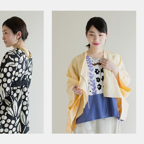 着衣 夏の装い