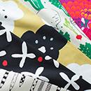 【染めおり】SOU・SOU×田村駒テキスタイル計り売り(臼井織布監修 小西織物)