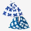 【布袋】有松鳴海絞 小巾折