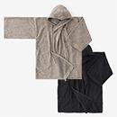 【傾衣】頭巾外套(ずきんがいとう)