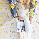 【染めおり】SOU・SOU×ロマンス小杉 寝装寝具