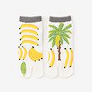 【足袋】足袋下(踝丈)/バナナ