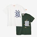 【le coq sportif】半袖 ポケットTシャツ