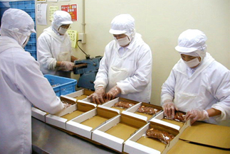 長吉屋 本社・工場