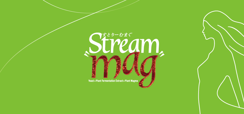 Stream Mag(ストリームマグ)