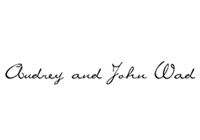 Audrey and John Wad[オードリーアンドジョンワッド]