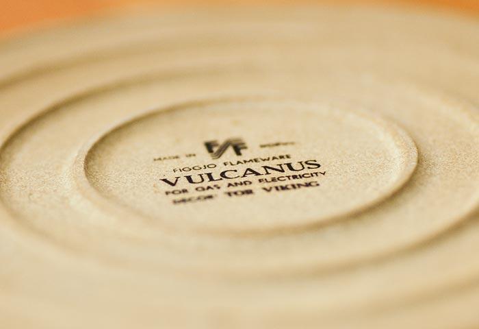 FIGGJO(フィッギオ)/VULCANUS - 陶器のスキレット/ノルウェイ/ビンテージ