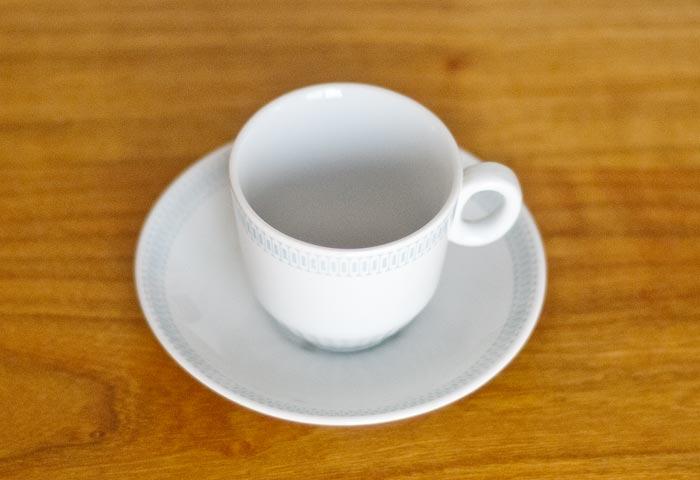 Upsala Ekeby(ウプサラエクビィ)/KARLSKRONA - コーヒーカップ&ソーサー/スウェーデン/ビンテージ 02