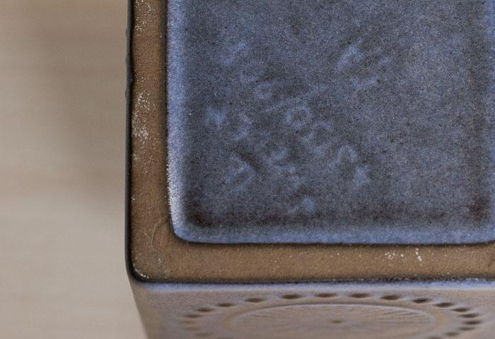 Upsala Ekeby(Upsala Ekeby)/陶器の花器/スウェーデン/ビンテージ 01