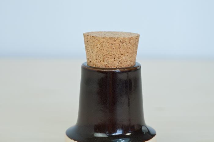 Soholm(スーホルム)/陶器のスパイスジャー(調味料入れ)スパイス胡椒/デンマーク/ビンテージ/0034