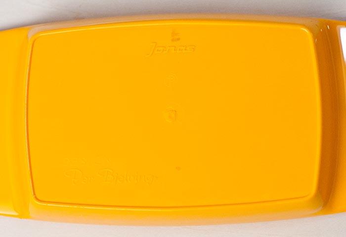 jonas/プラスチックのバターケース/スウェーデン/ビンテージ/K0047