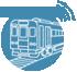 電車・地下鉄に乗ると頭痛、筋肉・関節の痛み、動悸がする。新幹線には苦しくて乗れない。居る場所によって、やたらと疲れる。