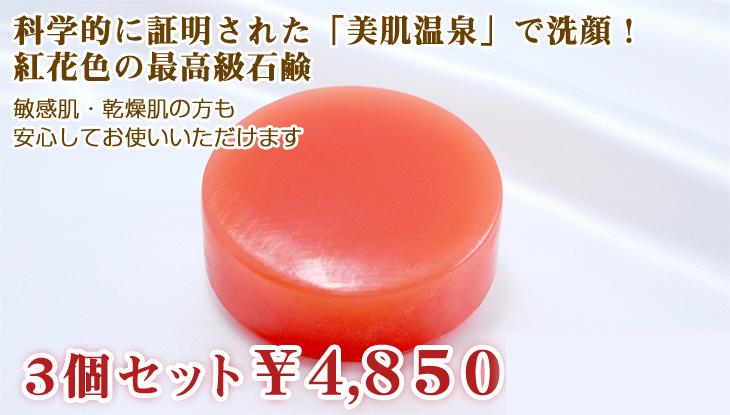 3個 4850円