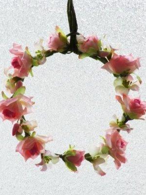 ティアラ ピンク 花
