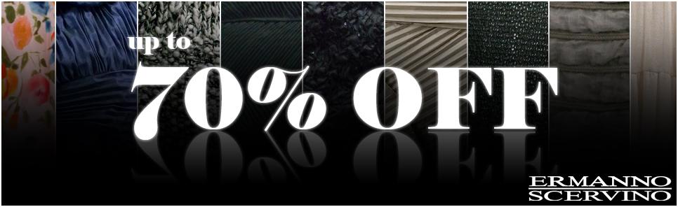 Ermanno Scervino 70%off