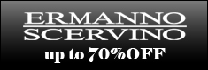 ErmannoScervino 70%off