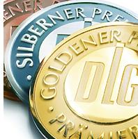 ドイツDLGメダル