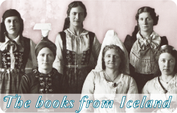���������ɤ��ܤ�����The books from Iceland