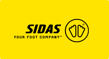 SIDAS Your foot company™ ­��Ȥ��顢�����Ѥ��롣 ���ʰ�����