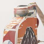 小山ゴルフバッグ製作所 富士山キャディバッグ