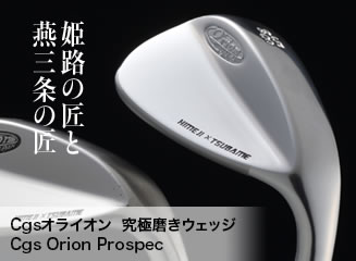 Cgsオライオン 究極磨きウェッジ Cgs Orion Prospec