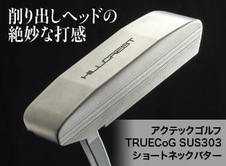 TRUECoG SUS303 ショートネックパター