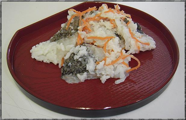 マツカワの飯寿司イメージ写真