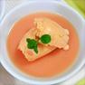トマトの杏仁豆腐 画像