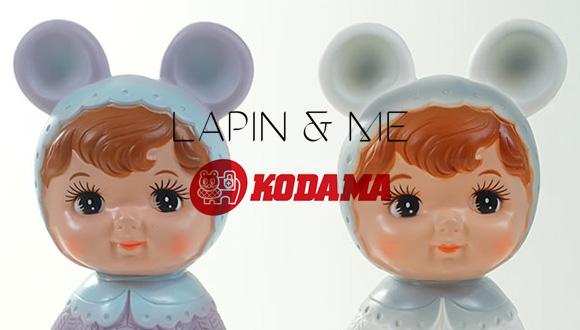 Lapin & Me × KODAMA ラパンアンドミー×児玉産業
