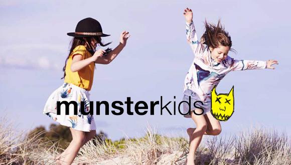 munster kids マンスターキッズ
