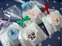 これまで企画・製作したオリジナル紅茶の一例:プチギフトセット - 癒しの紅茶専門店リーフィー